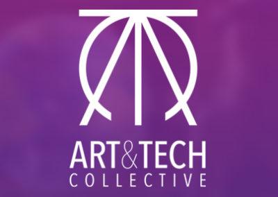 Art and Tech Collective – Branding  & Digital Design