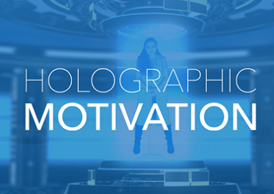 Holographic Motivation – 360 Video for VR Playback
