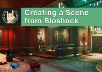 BioShock – Game Environment Design