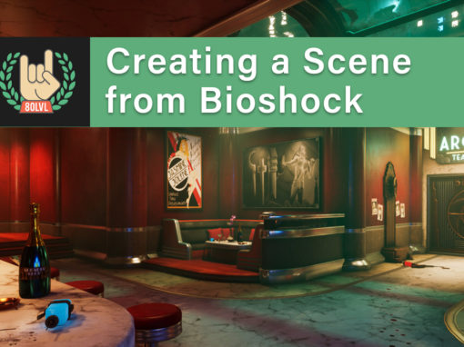 BioShock – Game Environment Design