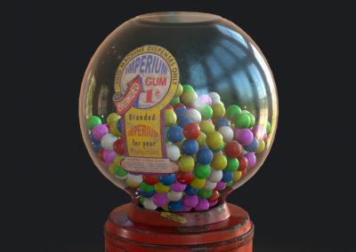 Gumball Machine – Game Asset