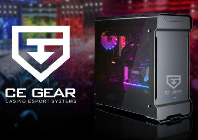 CE Gear – Branding & Digital Design