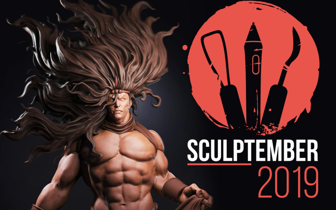 Sculptember Branding & Marketing