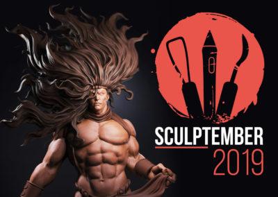 Sculptember Branding & Marketing