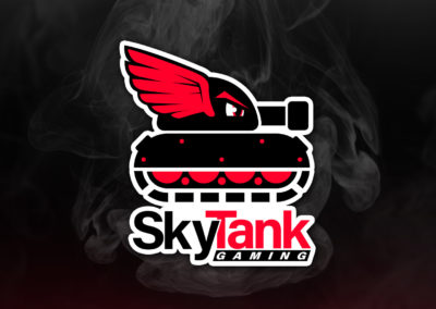 SkyTank Gaming – Digital Design