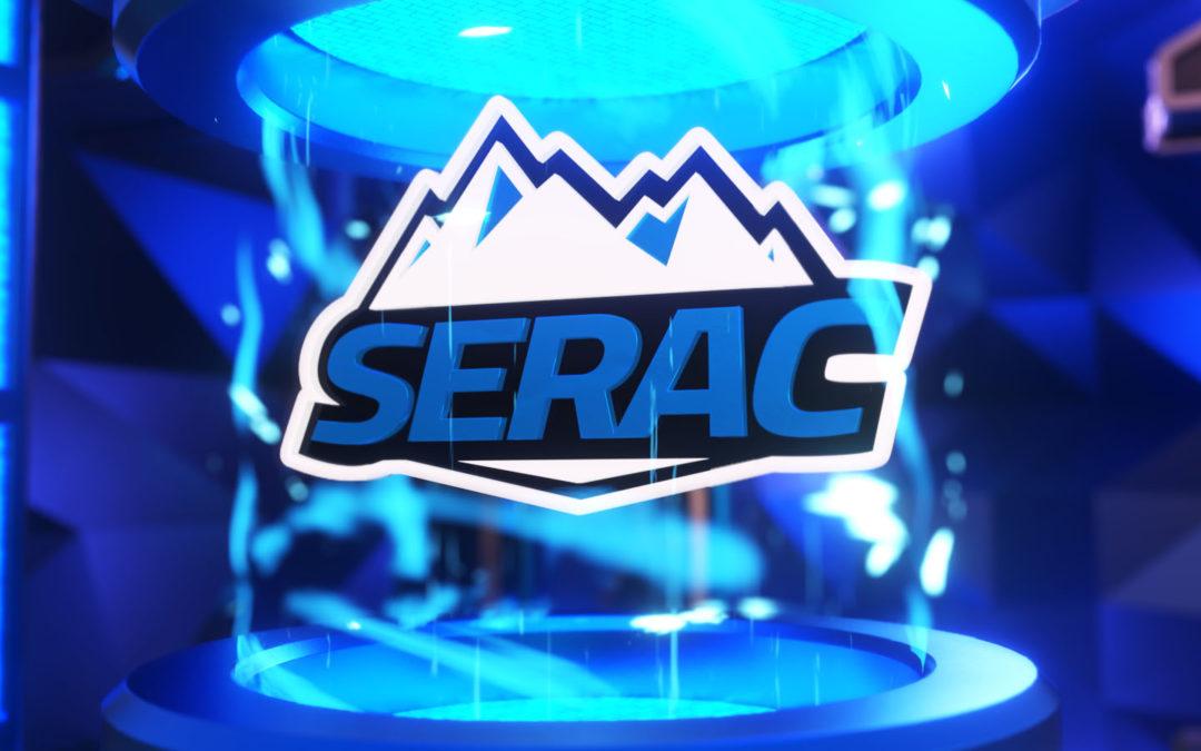 Serac – Motion Graphic Intro