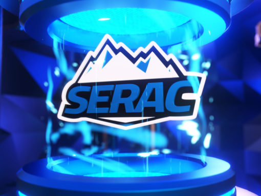 Serac – Motion Graphic Intro